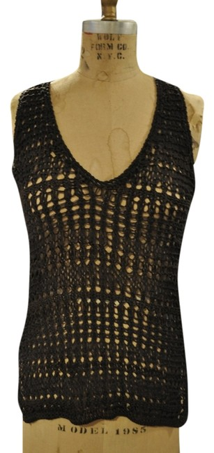Preload https://item2.tradesy.com/images/valentino-brown-summer-tunic-size-6-s-3406216-0-0.jpg?width=400&height=650