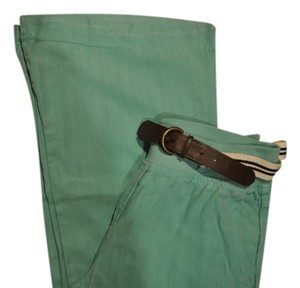 Splendid Hippy Bohemian Super Flare Pants Mint Green