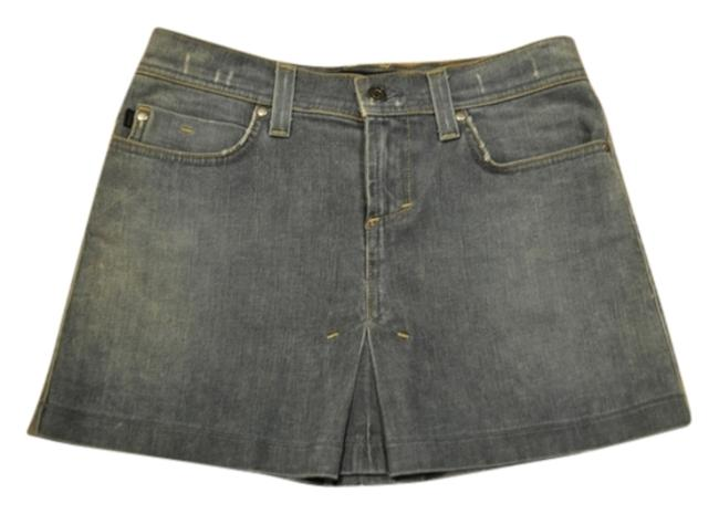 Item - Denim Boho Bohemian Skirt Size 8 (M, 29, 30)