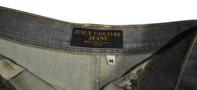 Juicy Couture Boho Bohemian Mini Skirt Denim