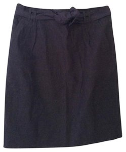 East 5th Essentials Skirt Dark Blue Denim
