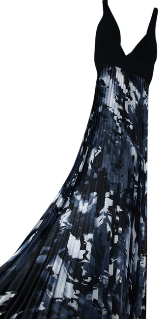 Black and White Maxi Dress by Besty & Adam