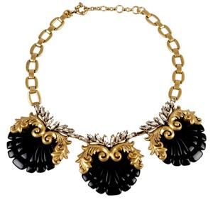J.Crew Crystal Nouveu Necklace
