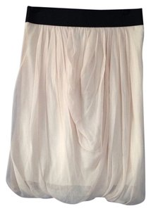 Saks Fifth Avenue Skirt Pale Pink