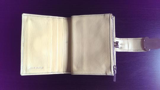 Marc Jacobs Marc Jacobs Yellow Leather Wallet