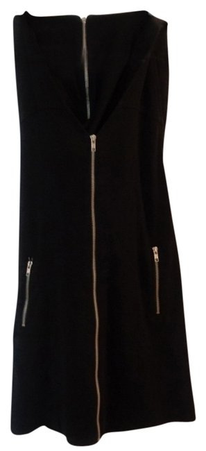 Preload https://img-static.tradesy.com/item/3407632/elizabeth-and-james-black-mini-short-casual-dress-size-10-m-0-0-650-650.jpg