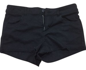 H&M Small Size 6 Summer Shorts Black