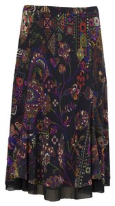 Jean-Paul Gaultier Skirt Blck/Multi