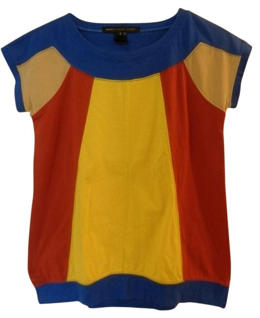 Preload https://img-static.tradesy.com/item/3408064/marc-by-marc-jacobs-multi-color-primary-tee-shirt-size-6-s-0-0-650-650.jpg
