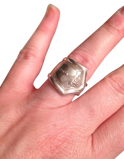 Other Sterling Silver Spoon Ring