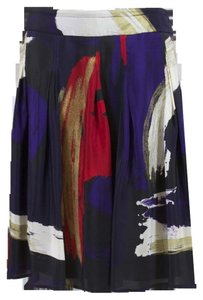 DKNY Skirt Purple/Multi