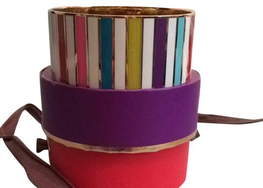Preload https://item3.tradesy.com/images/kate-spade-multi-colored-go-to-town-idiom-bangle-new-3408652-0-0.jpg?width=440&height=440