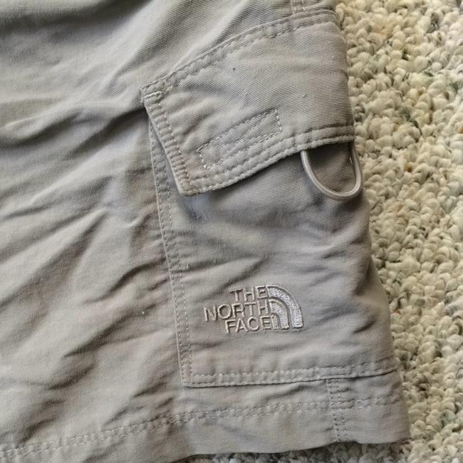 The North Face Shorts Beige Camel