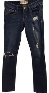 Hollister Skinny Jeans-Medium Wash