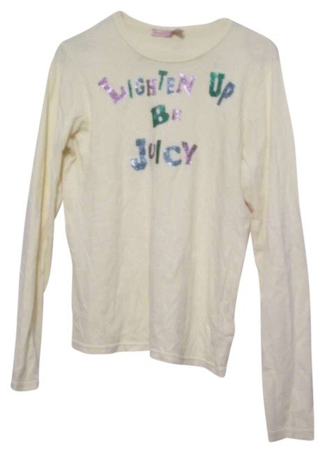 Juicy Couture Made In The America Size14 Size L Sweatshirt