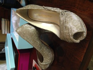 Caparros Sparkle Your Feet! Wedding Shoes