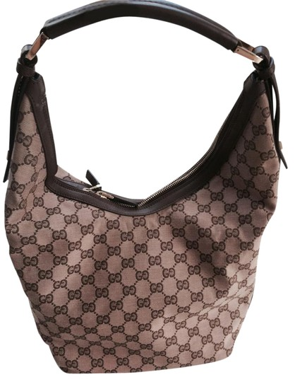 Preload https://item1.tradesy.com/images/gucci-rosepink-cloth-with-leather-trimbottom-tote-3409795-0-1.jpg?width=440&height=440