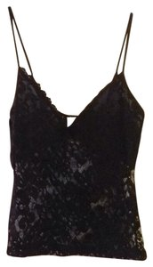 In Bloom by Jonquil Top Black Lace