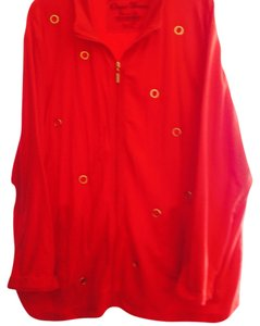 Onque Woman red Jacket