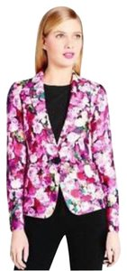 Kate Spade New York Buenos Aires Rose Nwt New Pink 2 Small Multi Blazer