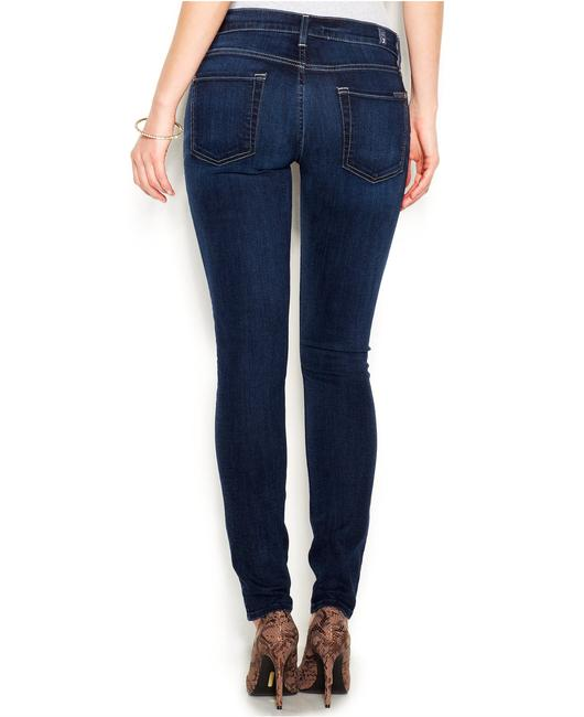 7 For All Mankind 886992573308 Au0150273a Skinny Jeans-Distressed