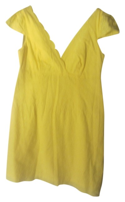 Preload https://item1.tradesy.com/images/laundry-by-shelli-segal-yellow-summer-knee-length-short-casual-dress-size-12-l-3411310-0-0.jpg?width=400&height=650