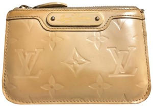 Louis Vuitton Cles Pouchette Purse Key Pouch Card Key Coin Baguette