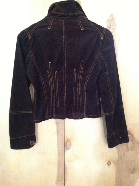 bebe Dark brown corduroy Jacket
