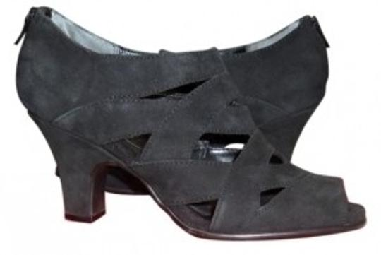 Aerosoles Black Suede Pumps