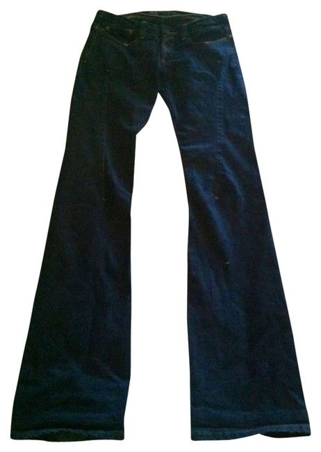 Other Denim Rare Straight Leg Jeans-Dark Rinse