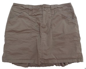 Gloria Vanderbilt Skort Brown