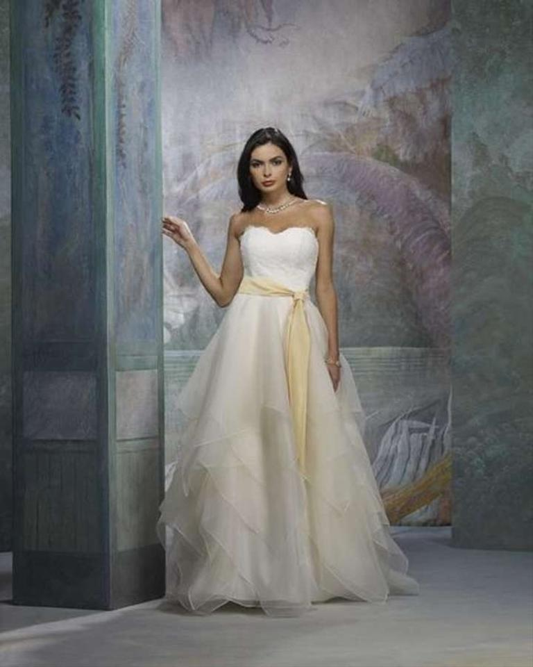 Forever Yours Wedding Gowns: Forever Yours International Style 410105 Wedding Dress