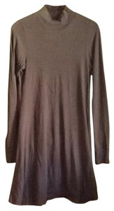 Velvet by Graham & Spencer short dress Brown on Tradesy