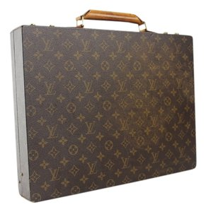 Louis Vuitton Briefcase Great For Business Laptop Bag