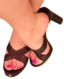 Priori Brown/Copper Sandals