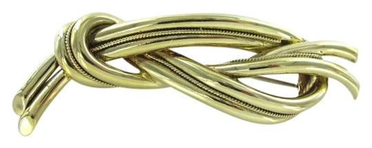 Preload https://item3.tradesy.com/images/tiffany-and-co-gold-18k-pin-brooch-knot-made-in-italy-195oz-vintage-collectors-341362-0-0.jpg?width=440&height=440
