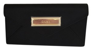 DKNY DKNY saffiano leather envolope wallet black
