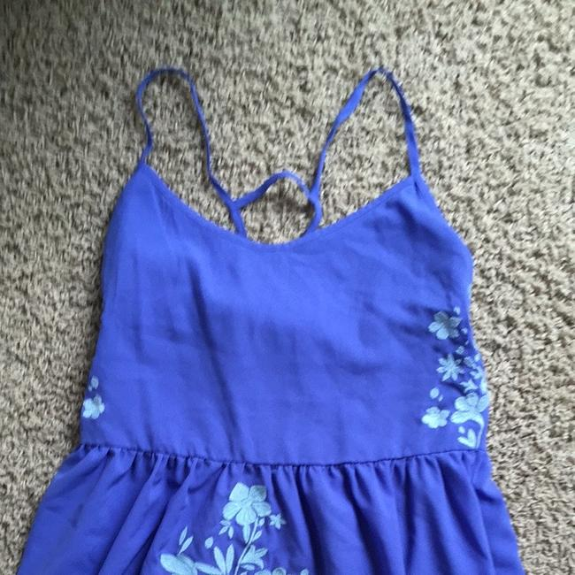 Urban Outfitters short dress Periwinkle on Tradesy