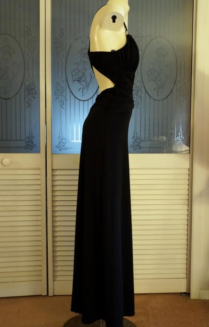 Jodi Kristopher Gown Maxi Gown Rhinestone Gown Stretch Gown Prom Gown Holiday Gown Dress