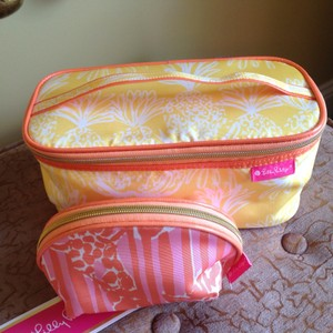 Lilly Pulitzer Lilly Pulitzer for Target Cosmetic Bags (Set of 2)