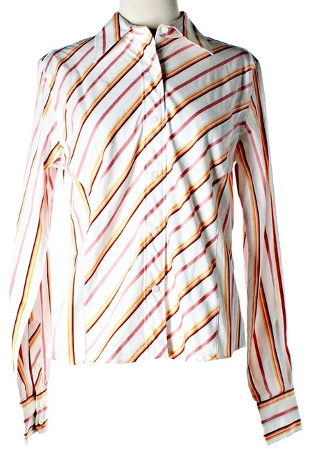 Preload https://item3.tradesy.com/images/faconnable-pastel-striped-designer-button-down-top-size-6-s-3414547-0-0.jpg?width=400&height=650