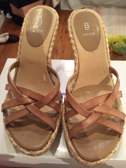 Bakers Beige Sandals