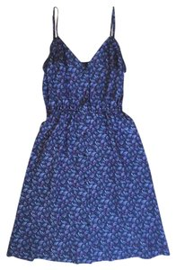 Ecote short dress Patterned Urban Outfitters Buttons on Tradesy
