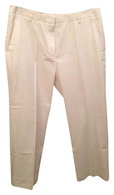 Brooks Brothers Trouser Pants White