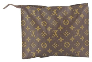 Louis Vuitton Louis Vuitton Cosmetic Bag Monogram Pouch Clutch