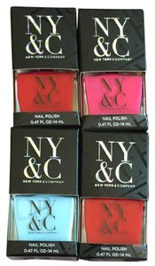New York & Company NY&C Nail Polish Set