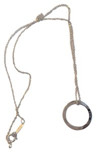 Tiffany & Co. Tiffany Sterling Silver Necklace