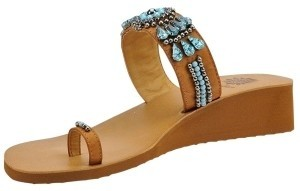 Yellow Box brown Sandals
