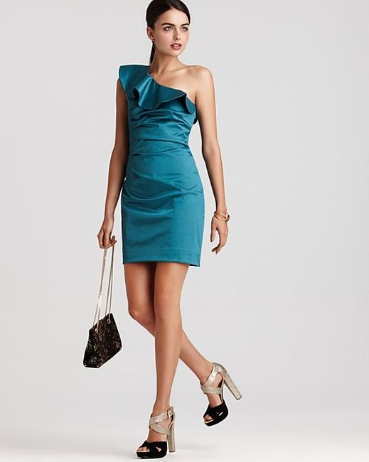 Laundry by Shelli Segal Formal Date Cocktail Polished Dress