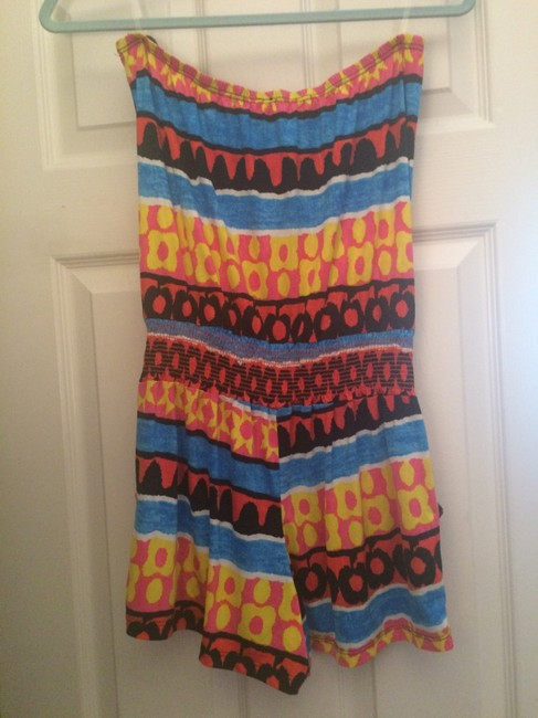 Other Pattern Pockets Dress